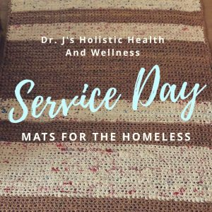 Service Day: Mats for the Homeless